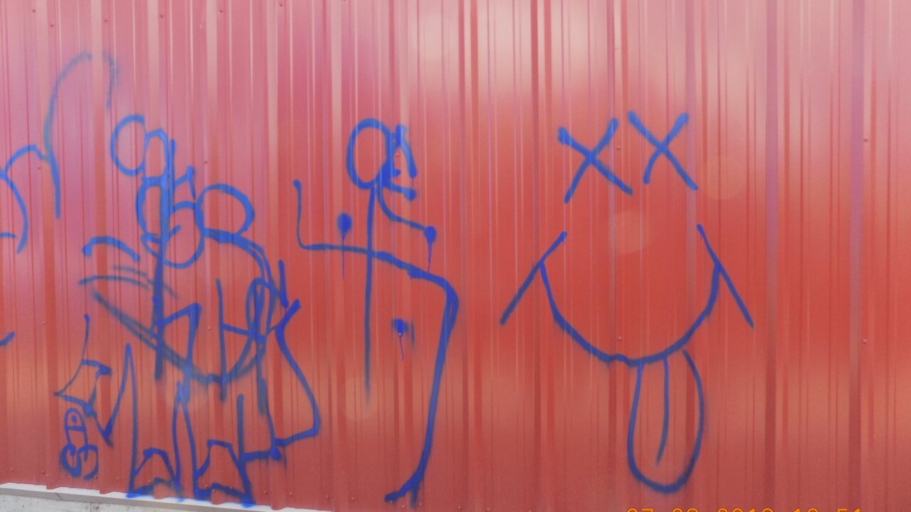 Huge influx of graffiti in Heber City causes $22,000 in damage