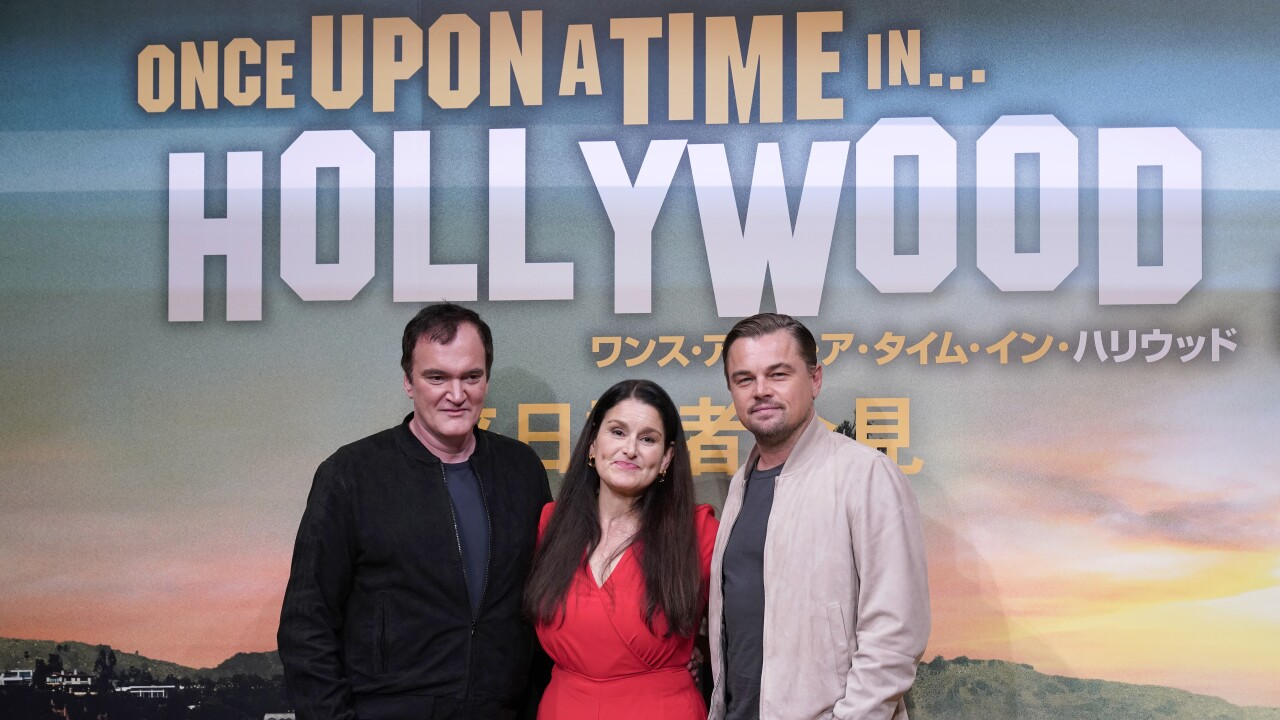 Once Upon A Time In Hollywood' Japan Premiere - Press Conference