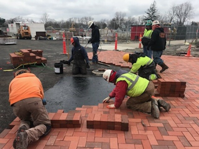 PHOTOS: Monon expansion project underway in Carmel