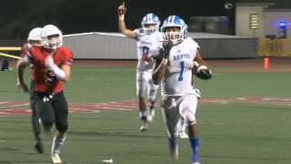Friday Night Highlights Week 2: Play and Player of the Week