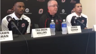 Audio: Omaha Native Tra-Deon Hollins
