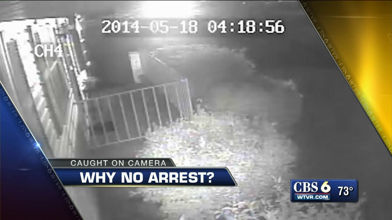 VIDEO: Local homeowner demands action after hit and run intohome