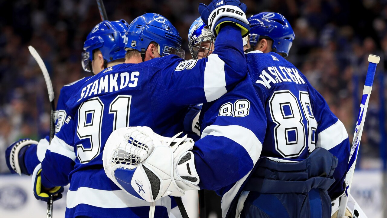 tampa bay lightning auctioning off chance to play with star players and help with covid 19 relief tampa bay lightning auctioning off
