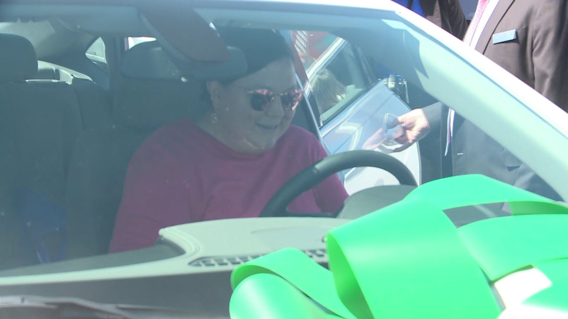 Photos: Local veterans struggling to make ends meet receive refurbished cars from Recycled Ridesprogram
