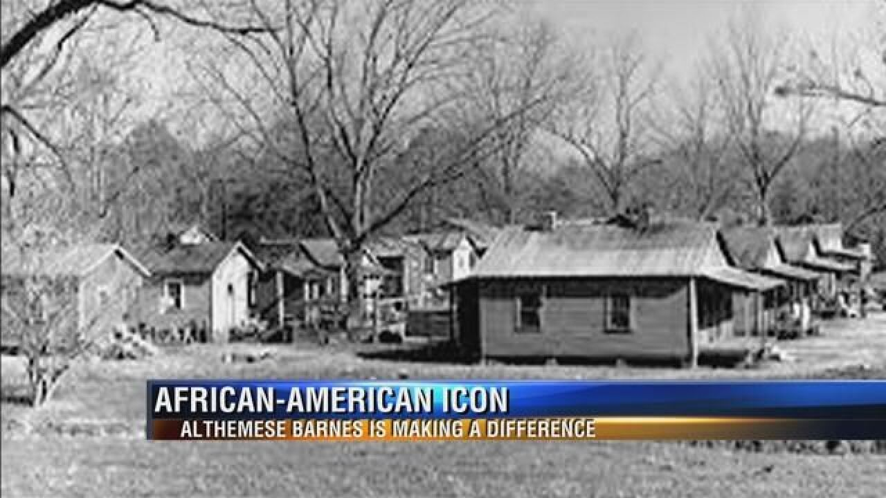 Woman Helps Preserve African America History in Tallahassee