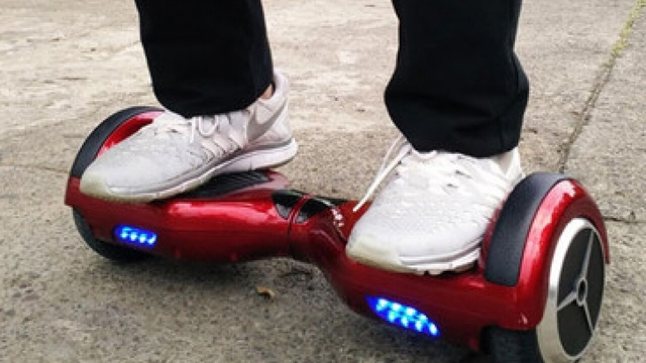 Days after report, Amazon pulls all hoverboards from site