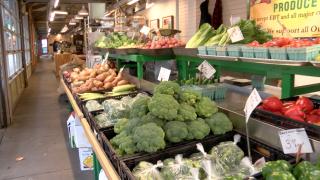 Findlay Market fresh produce