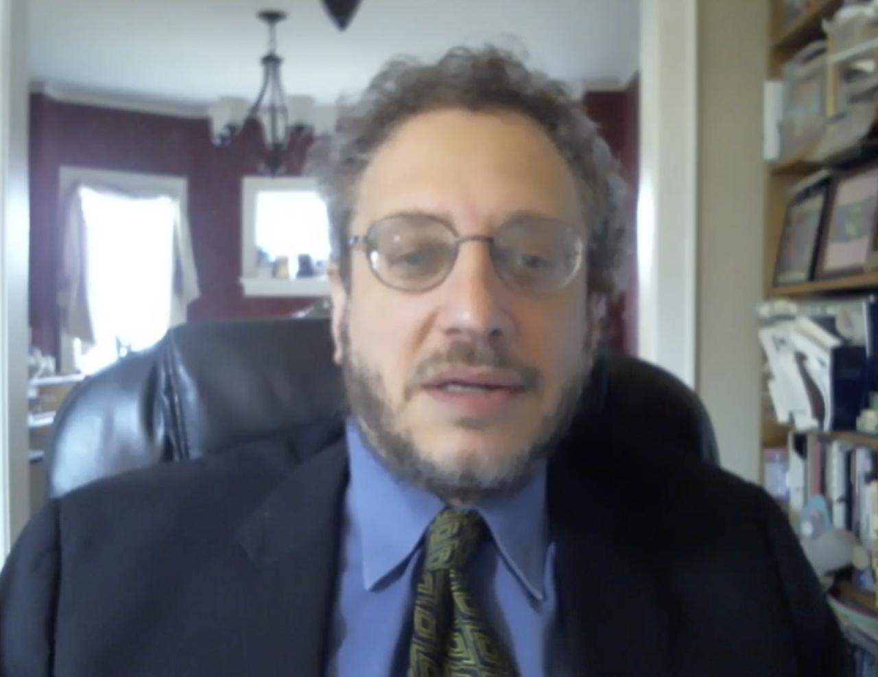 Northern Kentucky University law professor Ken Katkin