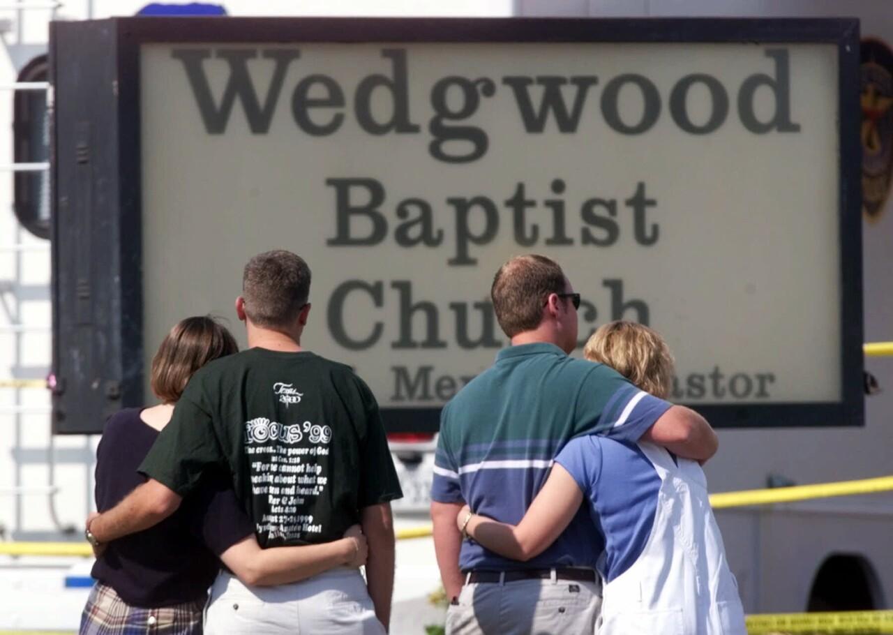Wedgwood Baptist Church shooting