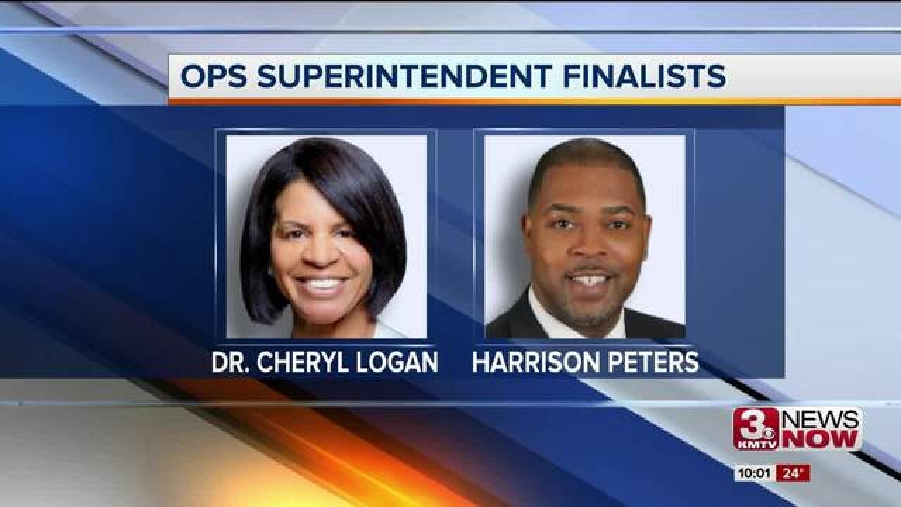 OPS narrows superintendent to 2 finalists