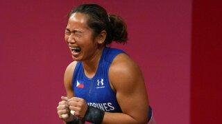 Tokyo Olympics Weightlifting Women