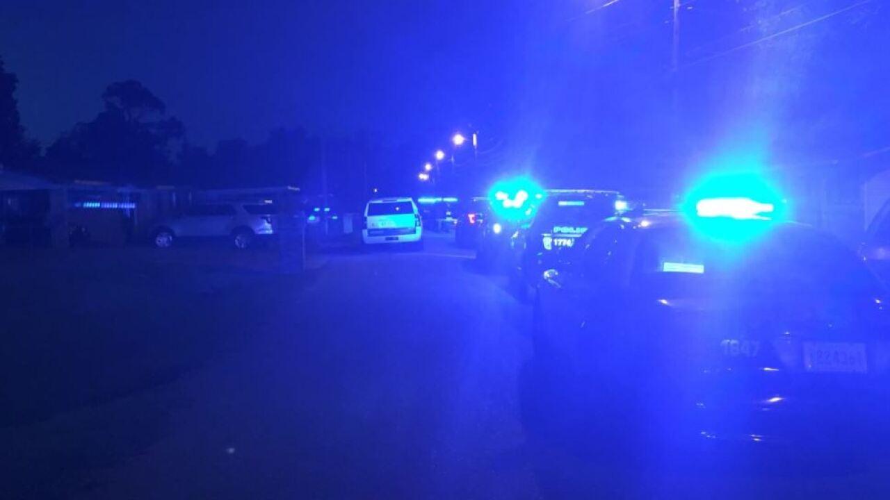 Lafayette Police investigate shooting on Northern Avenue / KATC