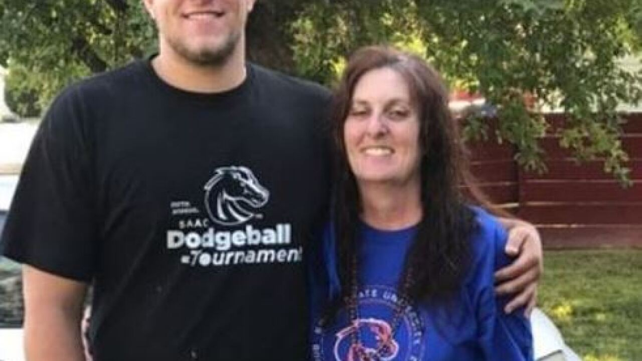 Bronco lineman loses mother to cancer campaign to help alleviate costs