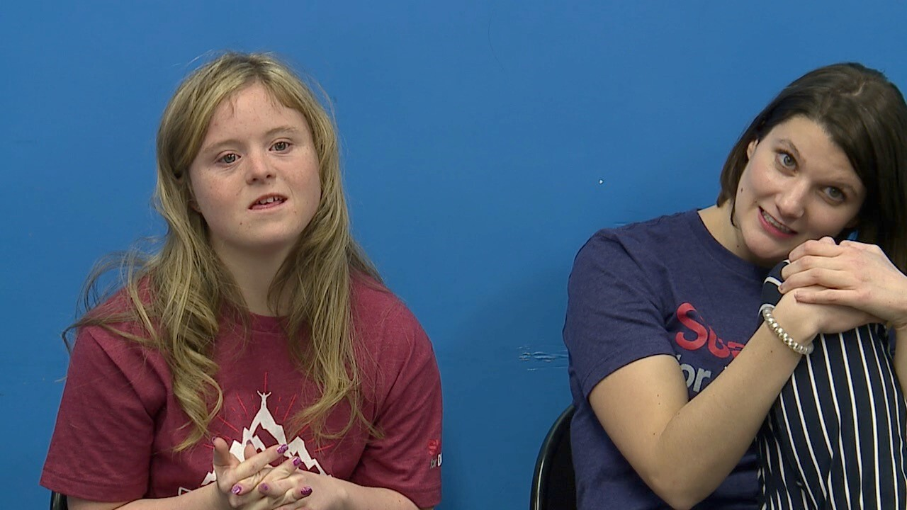 Improv group helps performers with down syndrome