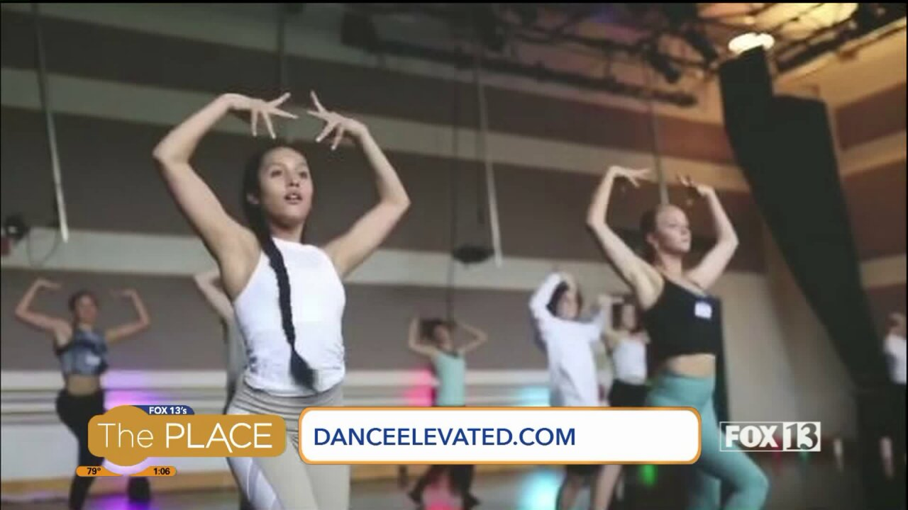 Chelsie stops by to talk about 'DanceElevated'