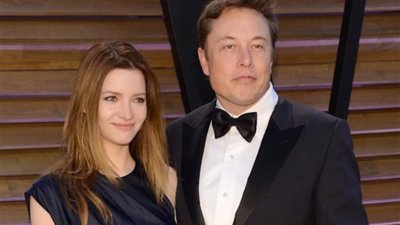 Talulah Riley files for divorce from Elon Musk