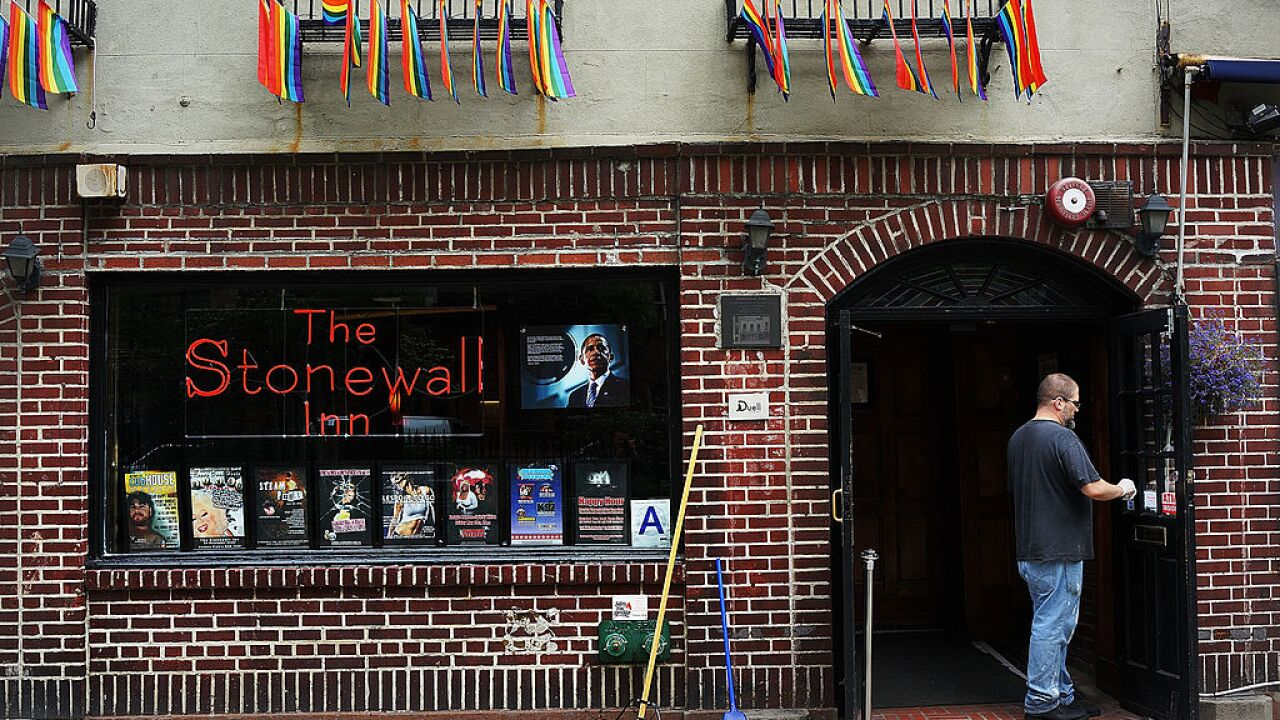How New York's Stonewall riots inspired today's gay pride celebrations