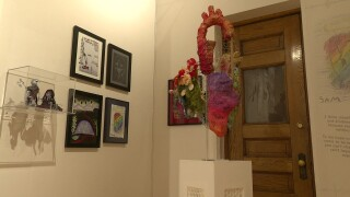 OneHeartCall Project is now on display at Paris Gibson Square Museum of Art