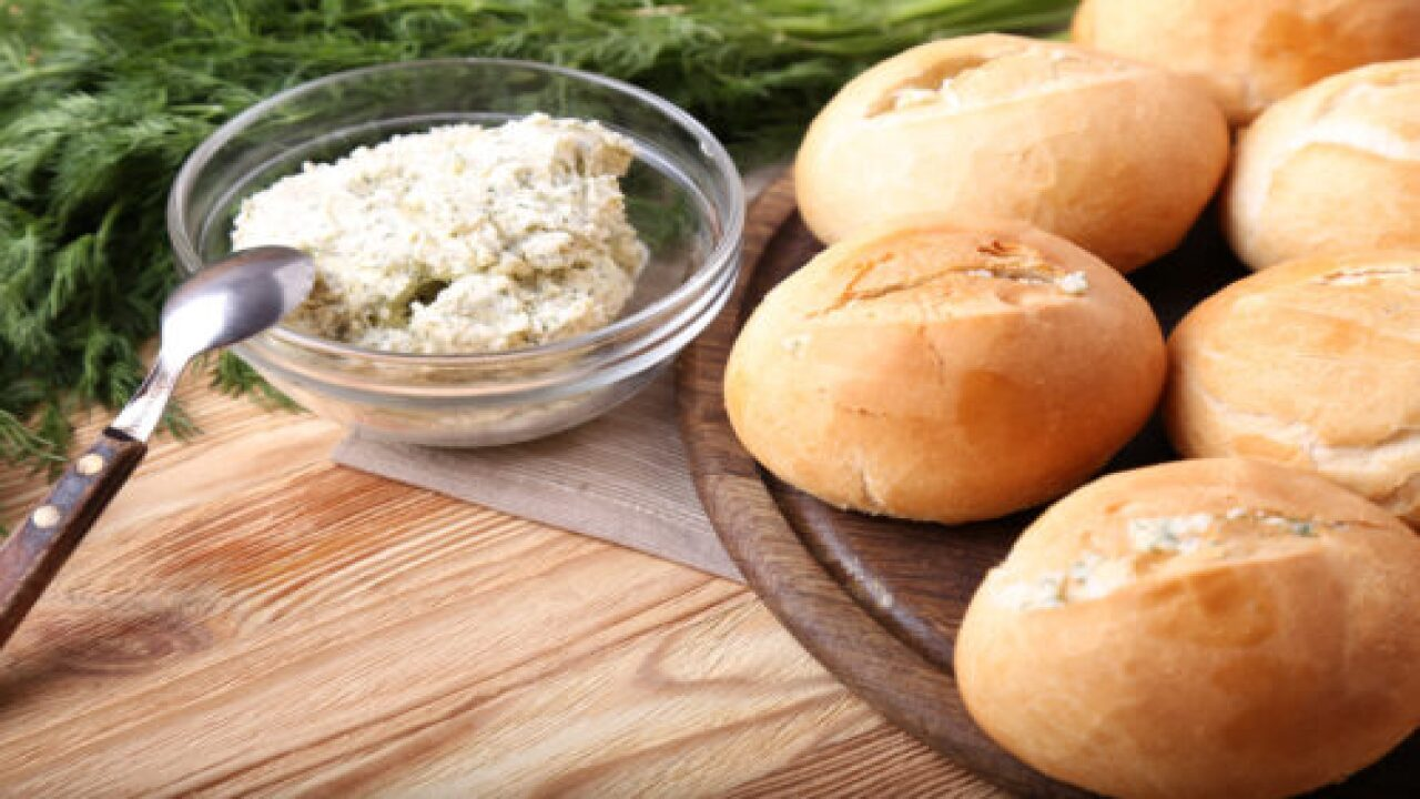 You're Going To Want To Spread This 'stuffing Butter' On Your Dinner Rolls This Thanksgiving
