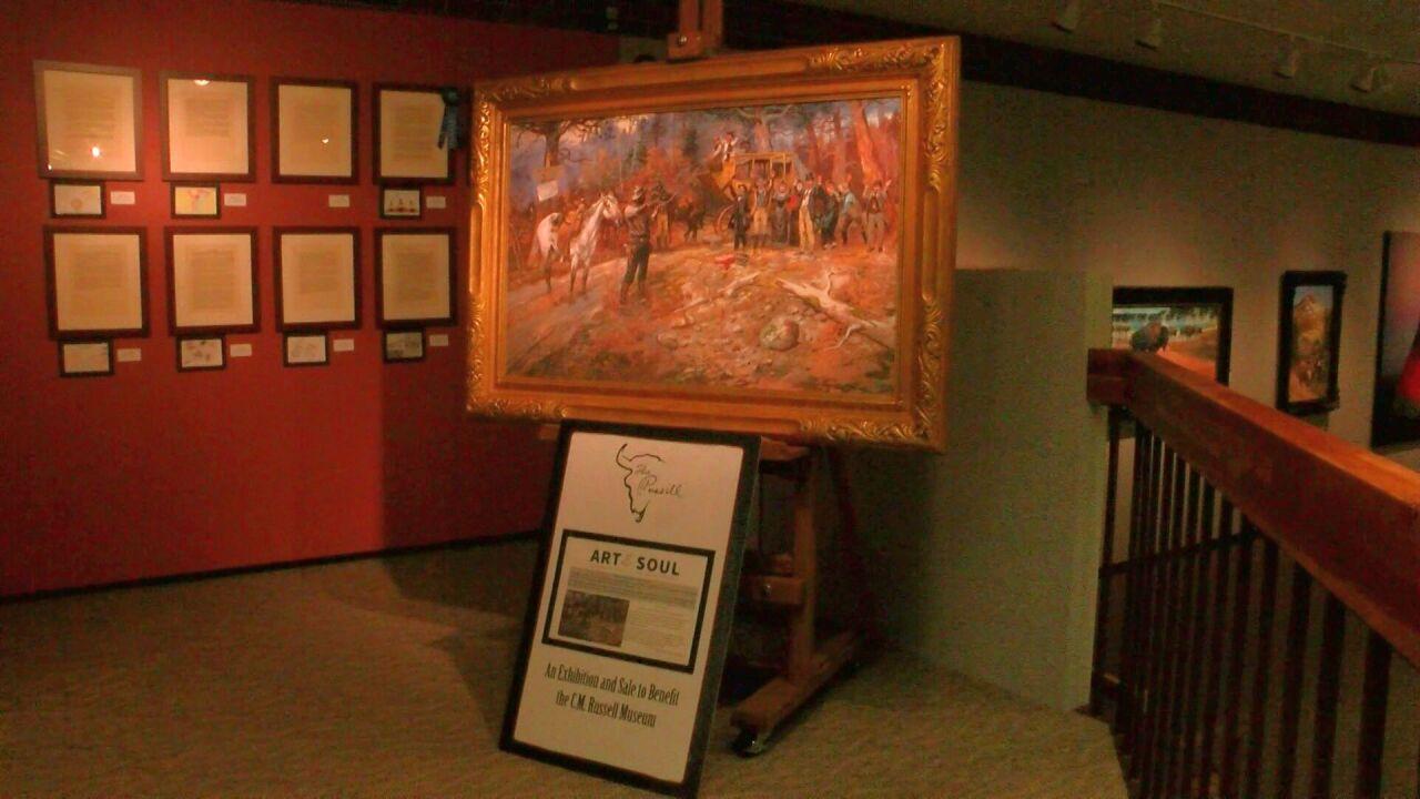 CMR Museum hosts auction