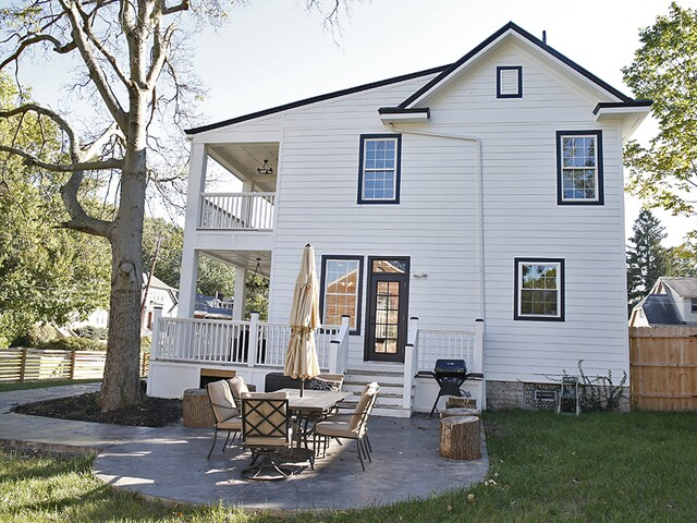 Home Tour: This Pleasant Ridge home would be happy in Georgia or Alabama