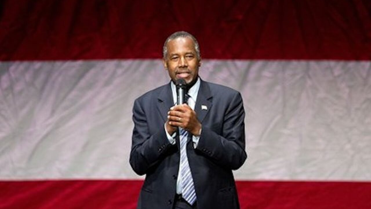 Carson reshapes Medicare in health care plan