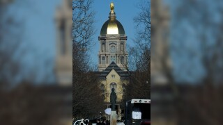 Notre Dame withdraws as host site for first presidential debate, Cleveland's Case Western new host