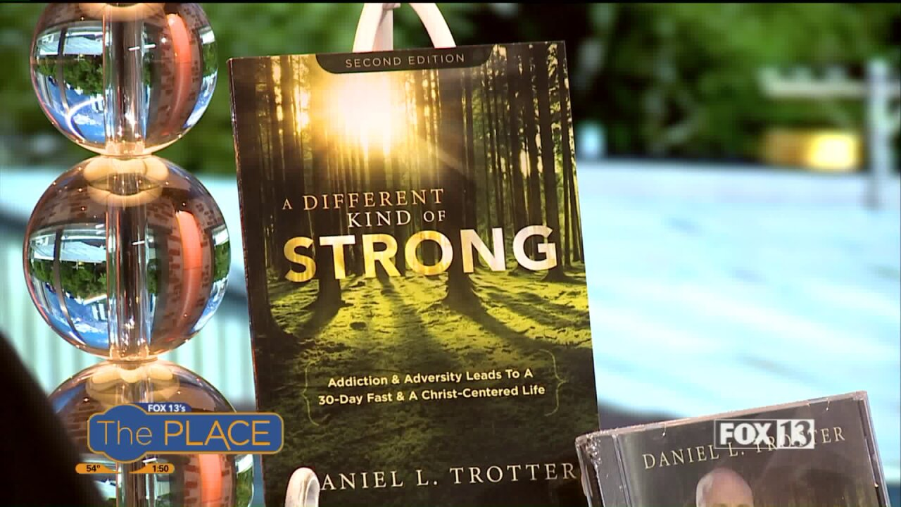Recovering addict shares journey to rehabilitation