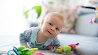 Infant and Toddler Milestones for Children Up to Age 3