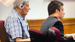 John Bayerl in court Monday
