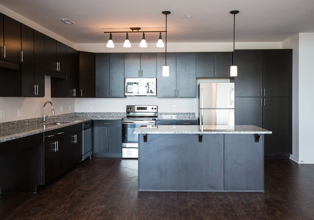 Inside the new Coil luxury apartments in Broad Ripple