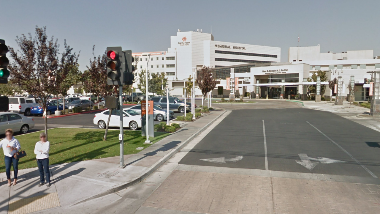 Greater Bakersfield Memorial Hospital