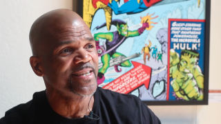 Darryl McDaniels Run DMC comic con 2019.png