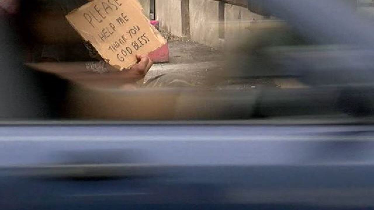 Proposal to discourage panhandling to be heard