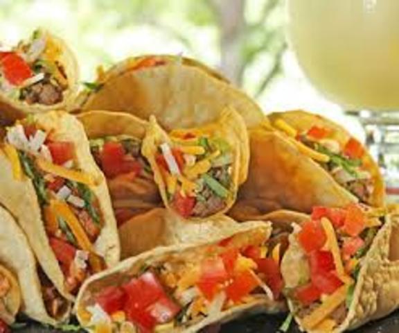 Celebrate National Taco Day: Wednesday, October 4