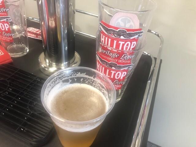 Hilltop Beer