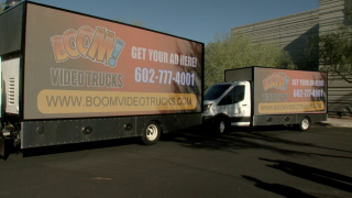 Operation Safe Roads:  Online community concerned over light-up ad truck on Valley roadways