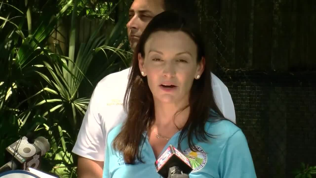 Nikki Fried pleads for residents to get vaccinated, Aug. 2, 2021