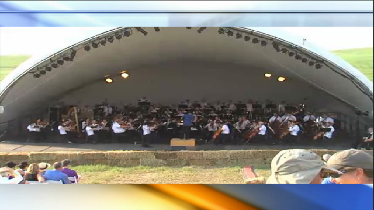 'Prairie Suite: Symphony in the Flint Hills'