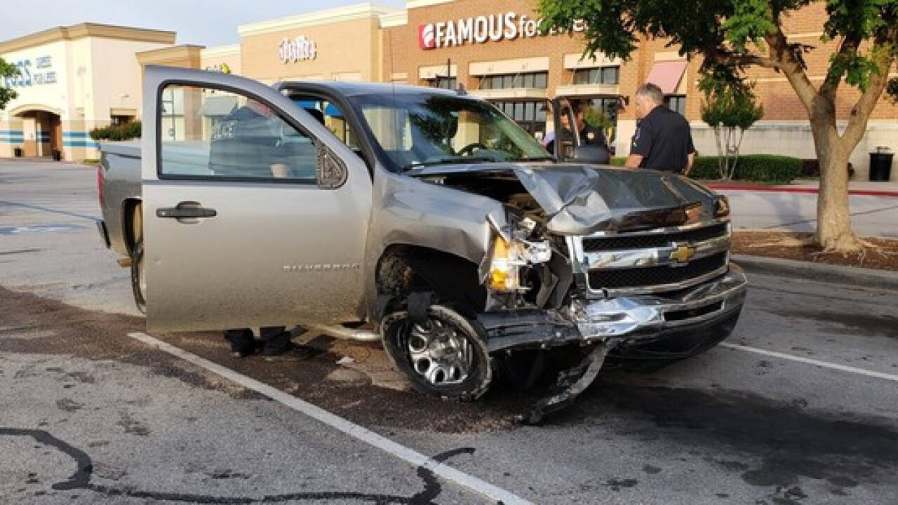Juvenile in custody after 'reckless' driving