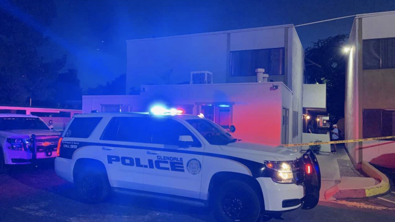 KNXV Man shot, killed near Glendale Community College