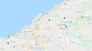 July 14 shootings map