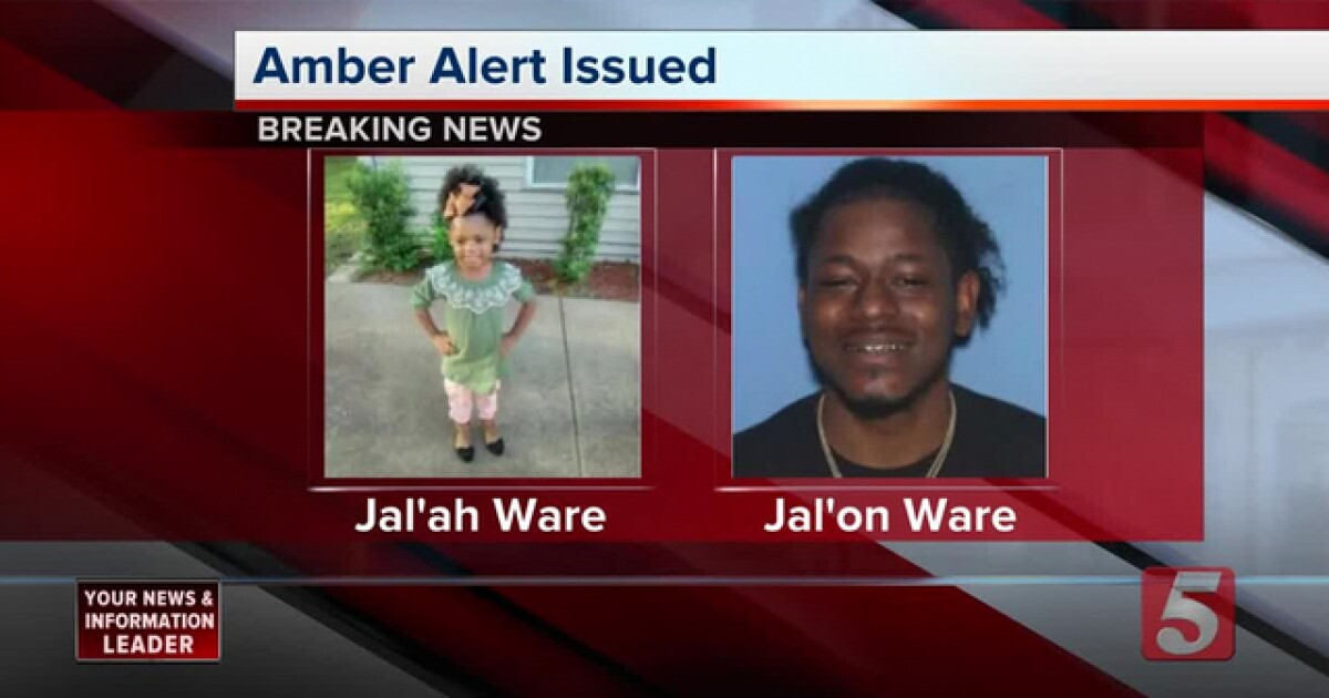 Amber Alert 3 Year Old Missing In Arkansas