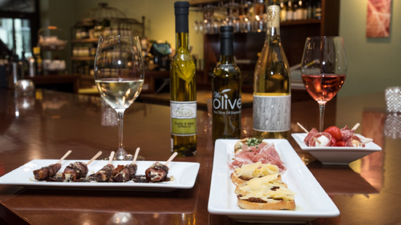 GALLERY: Inside We Olive & Wine Bar Cincinnati