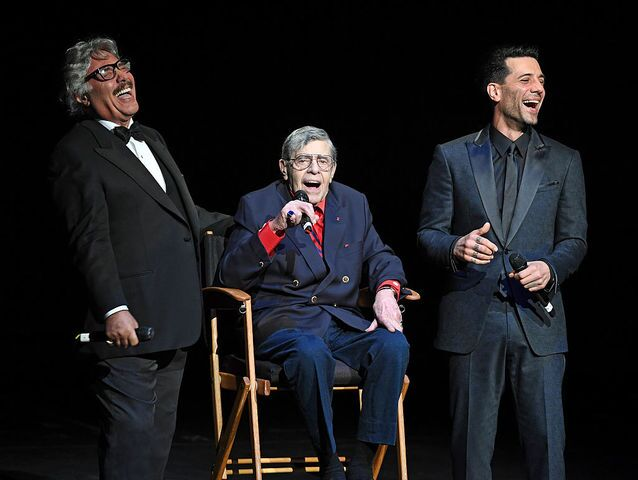 Photos: Jerry Lewis through the years