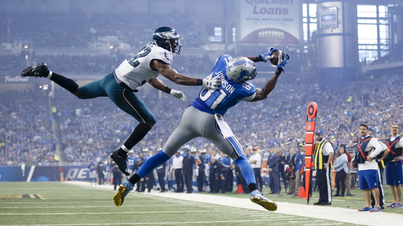 Calvin Johnson Hall of Fame Preview Football