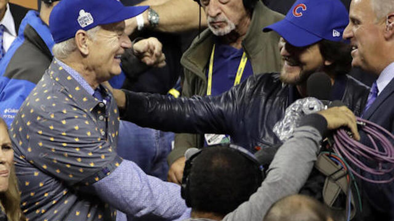 Cubs' World Series title voted top AP sports story of 2016