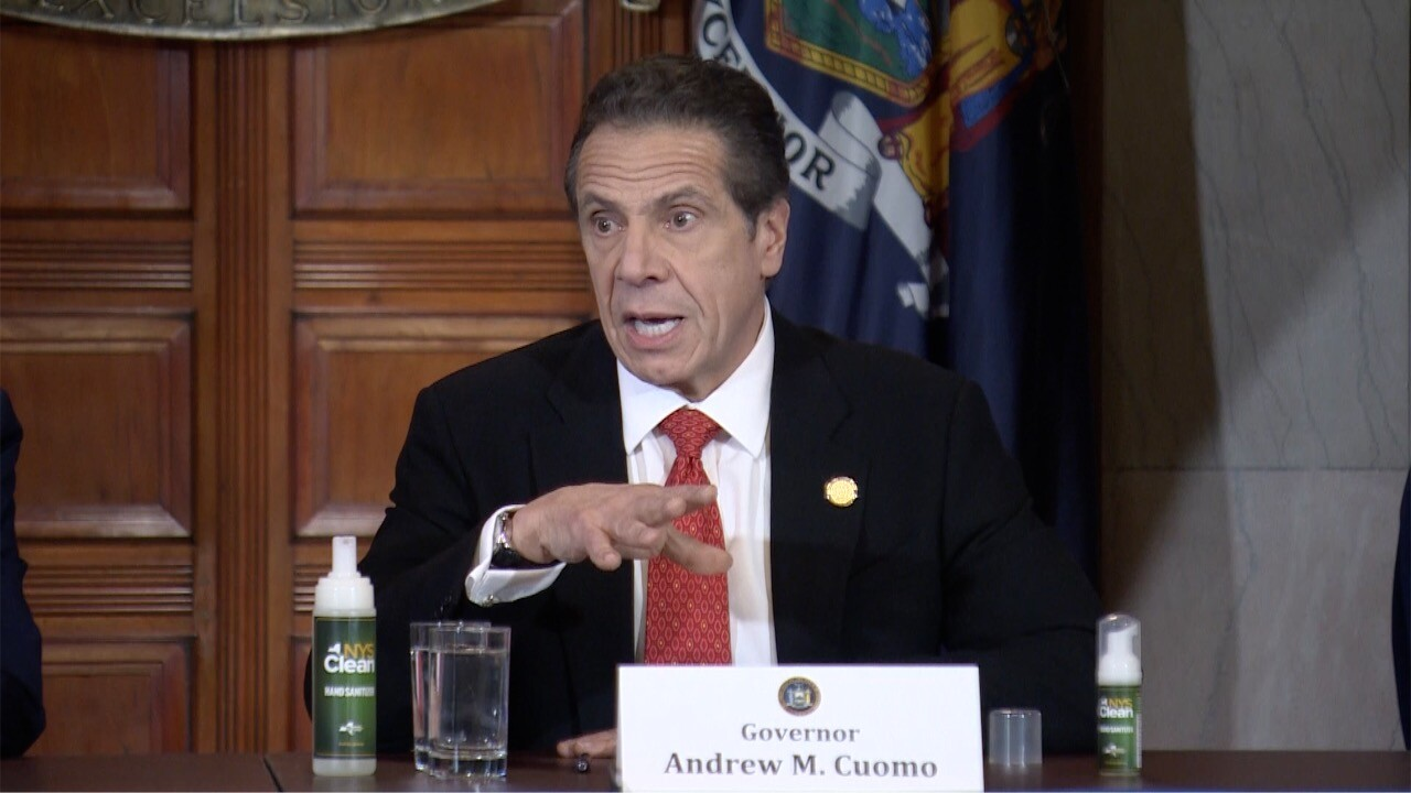 New York weighs impact of virus outbreak on state budget