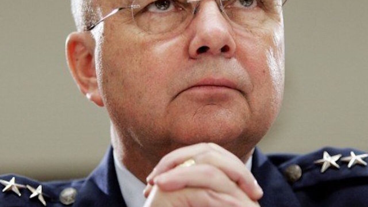 Former CIA, NSA chief Michael Hayden suffers stroke