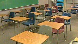 Schoolroom generic image